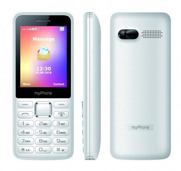 Mobilais Telefons MyPhone 6310 Dual white