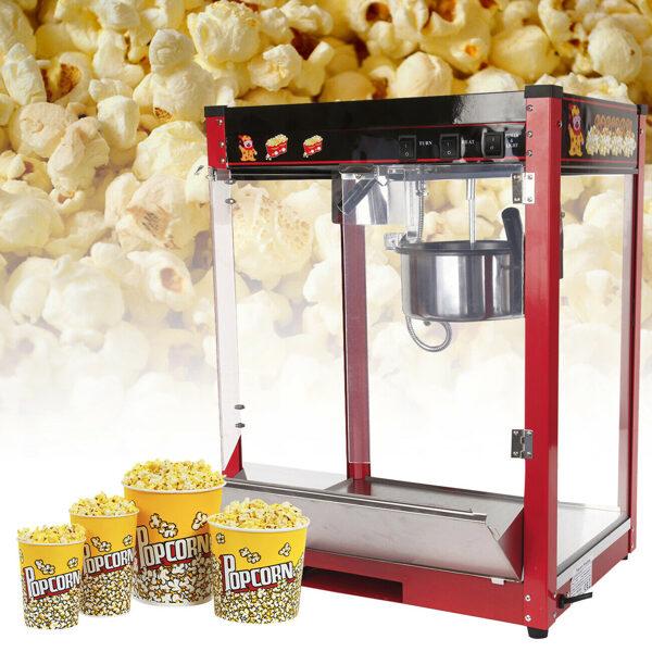Popcorna aparāts